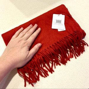 NWT Nordstrom 100% Cashmere Scarf
